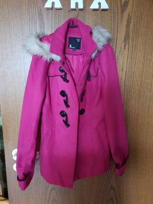 Tally Weijl Duffel Coat pink