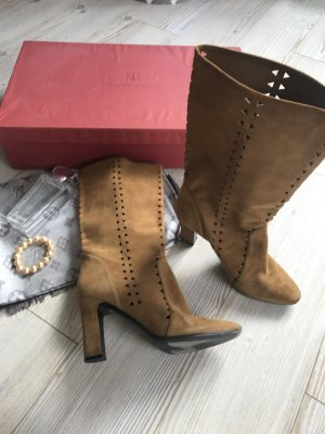 High Boots light brown
