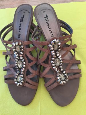 Tamaras Sandaletten Größe 38, Leder