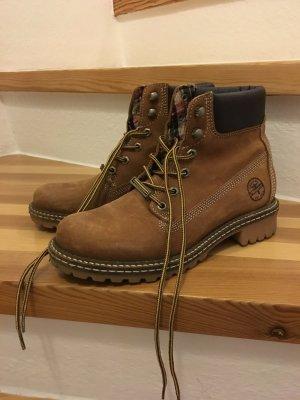Tamaras Stiefel / Boots in Größe 37 - wie Timberland
