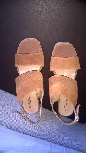 Tamaris Absatz Sandale nur 1x getragen