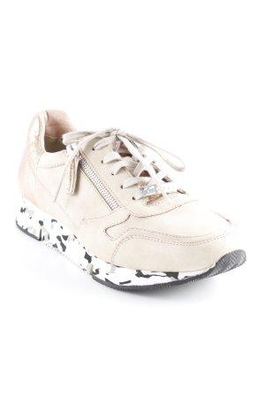 Tamaris Absatz Sneaker Farbtupfermuster extravaganter Stil