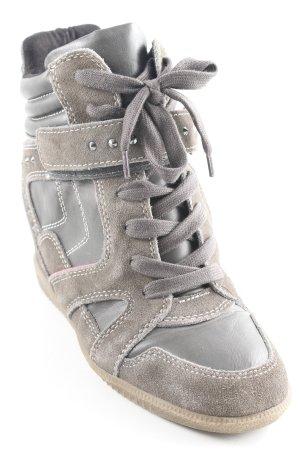 Tamaris Absatz Sneaker mehrfarbig extravaganter Stil