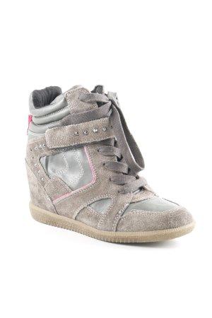 Tamaris Absatz Sneaker mehrfarbig sportlicher Stil