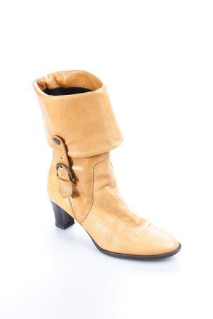 Tamaris Absatz Stiefel camel schlichter Stil