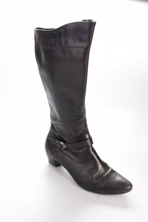 Tamaris Absatz Stiefel dunkelbraun