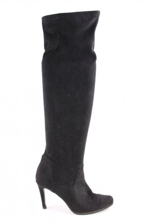 Tamaris Heel Boots black casual look
