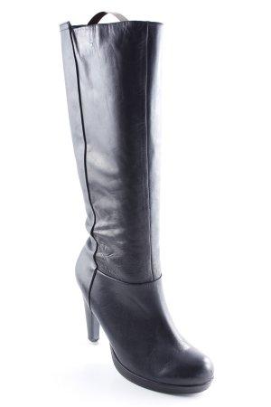 Tamaris Absatz Stiefel schwarz Casual-Look