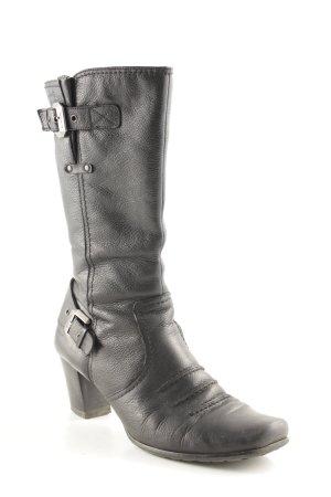 Tamaris Absatz Stiefel schwarz Elegant