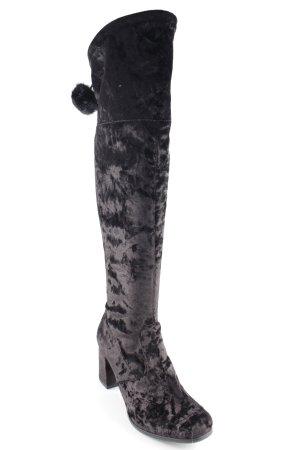 Tamaris Absatz Stiefel schwarz minimalistischer Stil
