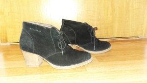 Tamaris Ankle boots, echt Wildleder. Gr. 37