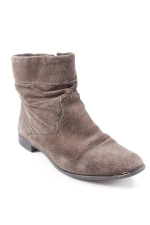Tamaris Ankle Boots ocker Casual-Look
