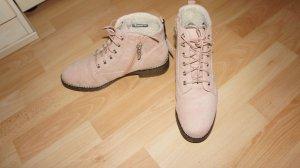 Tamaris Ankle Boots rose Gr. 38 - NEU - OP 49€