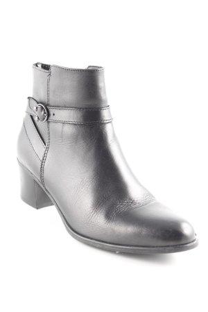 Tamaris Ankle Boots schwarz Casual-Look