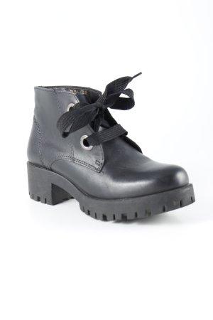 Tamaris Ankle Boots schwarz extravaganter Stil