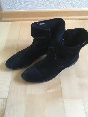 Tamaris, Ankle Boots, schwarz, Größe 39