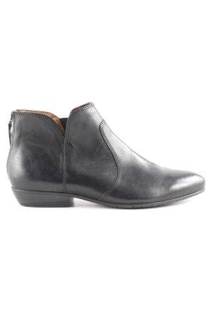 25b4688d5b4a1b Tamaris Ankle Boots schwarz schlichter Stil