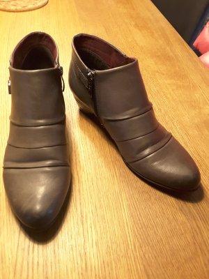 Tamaris Low boot gris brun