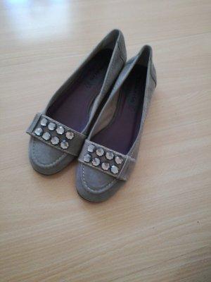 Tamaris Pantoffels grijs