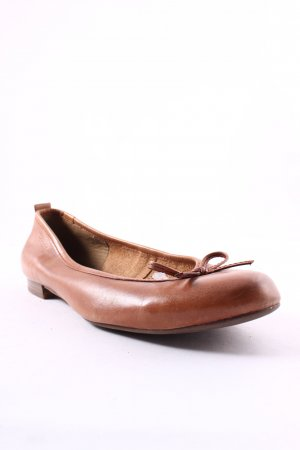 Tamaris Ballerinas hellbraun Casual-Look