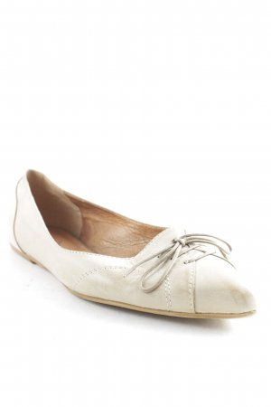 Tamaris Ballerinas with Toecap oatmeal simple style