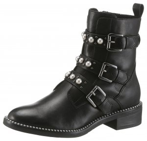 Tamaris Low boot noir cuir