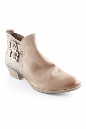 Tamaris Booties beige Casual-Look