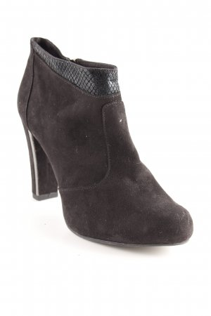 Tamaris Booties schwarz Casual-Look