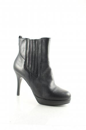 Tamaris Booties schwarz klassischer Stil