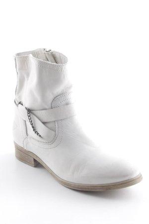 Tamaris Booties natural white street-fashion look