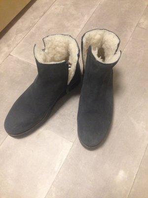 Tamaris Boots dark blue