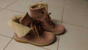Tamaris Boots pink