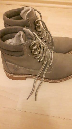 Tamaris Boots Schnürstiefel Gr. 39