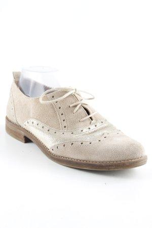 Tamaris Zapatos Budapest camel-marrón claro estilo «business»
