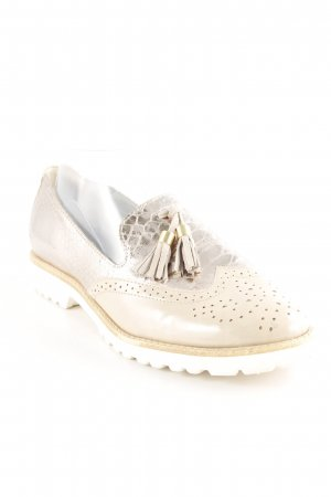 Tamaris Wingtip Shoes multicolored extravagant style