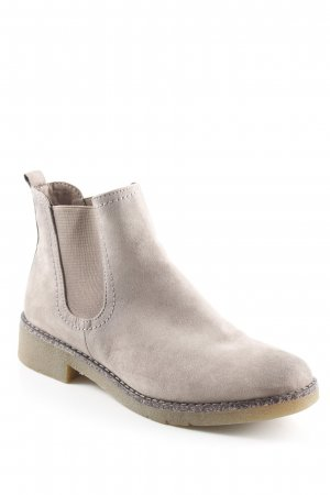 Tamaris Chelsea Boot gris brun style simple