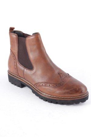 Tamaris Chelsea Boots mehrfarbig Casual-Look