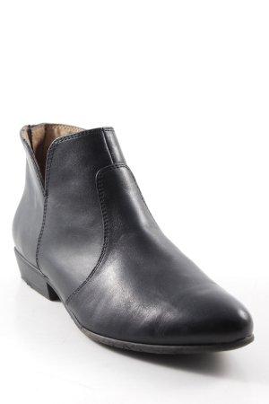 Tamaris Chelsea laarzen zwart elegant
