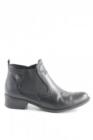 Tamaris Chelsea Boot noir style mode des rues