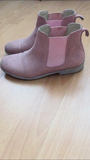 Tamaris Chelseaboots in rosa Größe 36