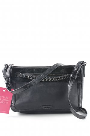 Tamaris Clutch schwarz Casual-Look