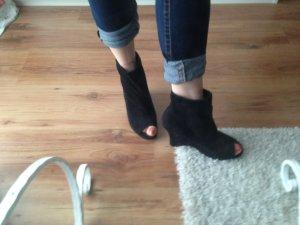 Tamaris Coole Peeptoes Schuhe in Gr. 38