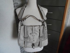 Tamaris Bolso barrel gris claro-color plata