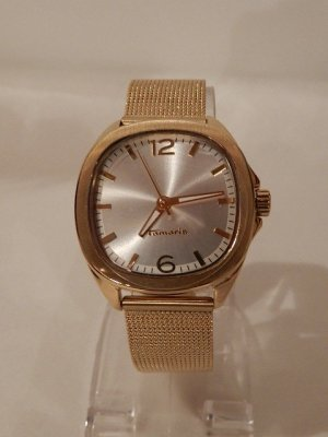 Tamaris Analog Watch gold-colored-silver-colored stainless steel