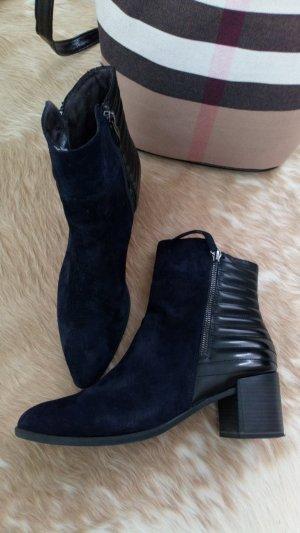 Tamaris echt Leder Boots Gr .41