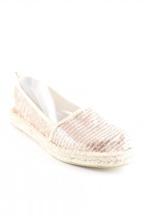 Tamaris Espadrille Sandals rose-gold-coloured-dusky pink casual look