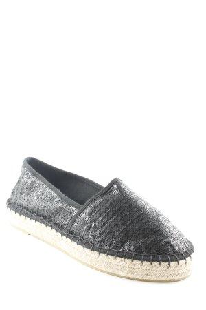 Tamaris Espadrille Sandals black casual look