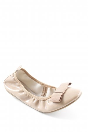 Tamaris Ballerines pliables rose chair style simple