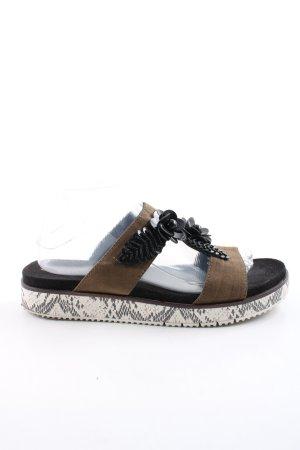 Tamaris Flip-Flop Sandals multicolored casual look