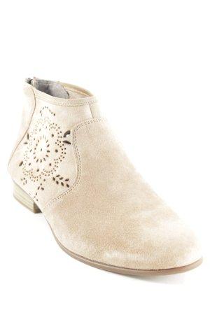 Tamaris Halbstiefel beige Casual-Look